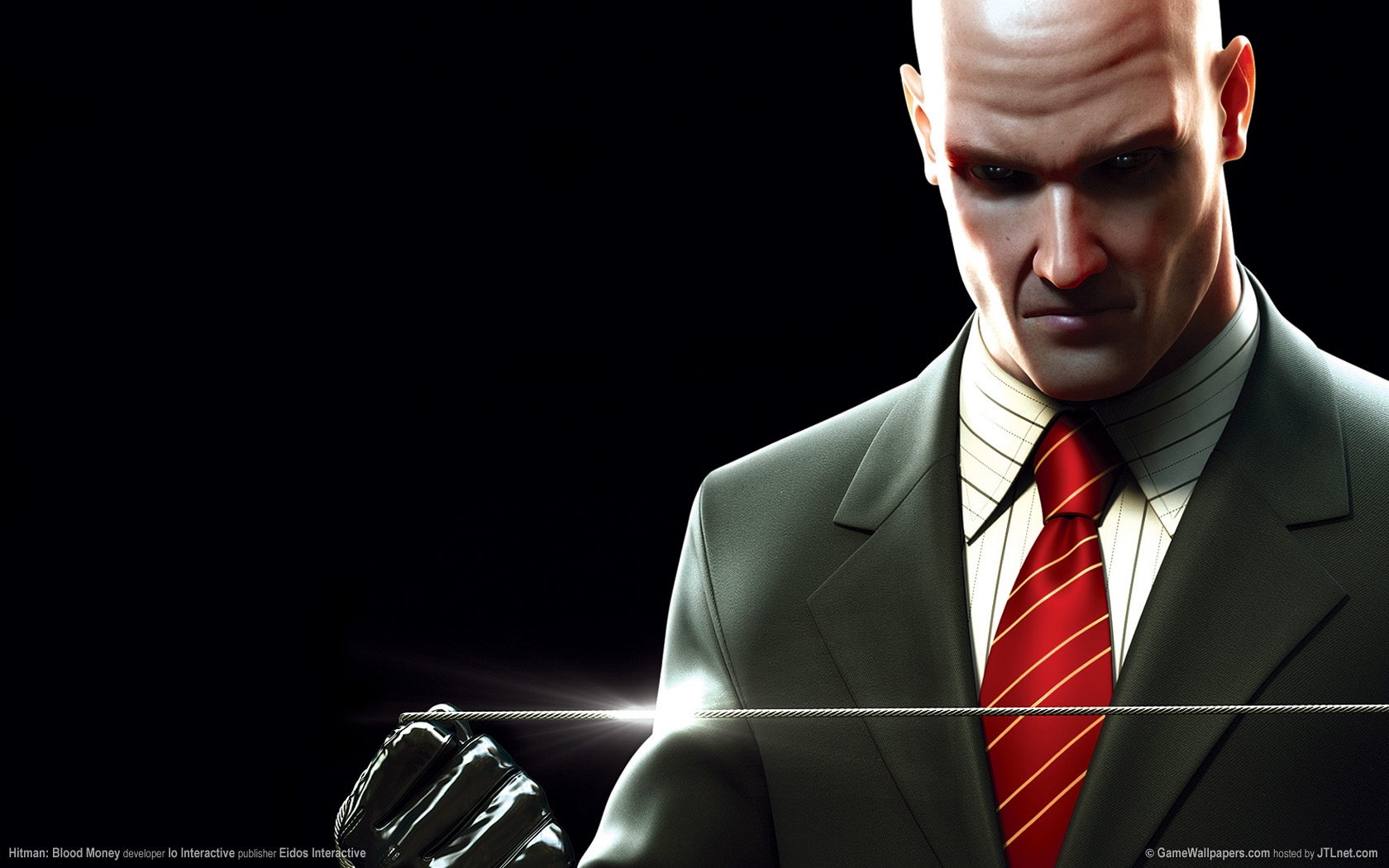 wallpaper   hitman: blood money