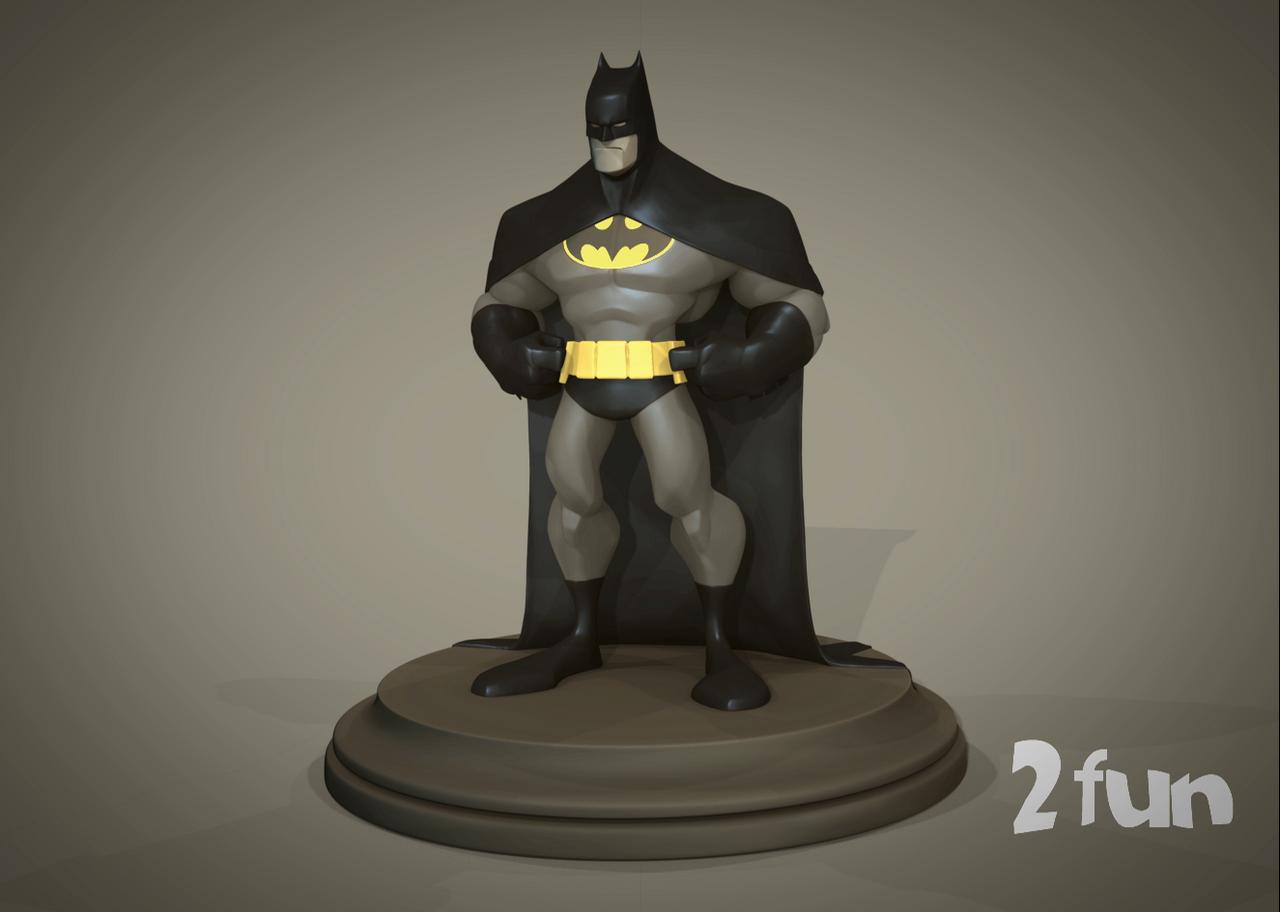 Inspiring 3D Character Collection & 360 views (8 characters)