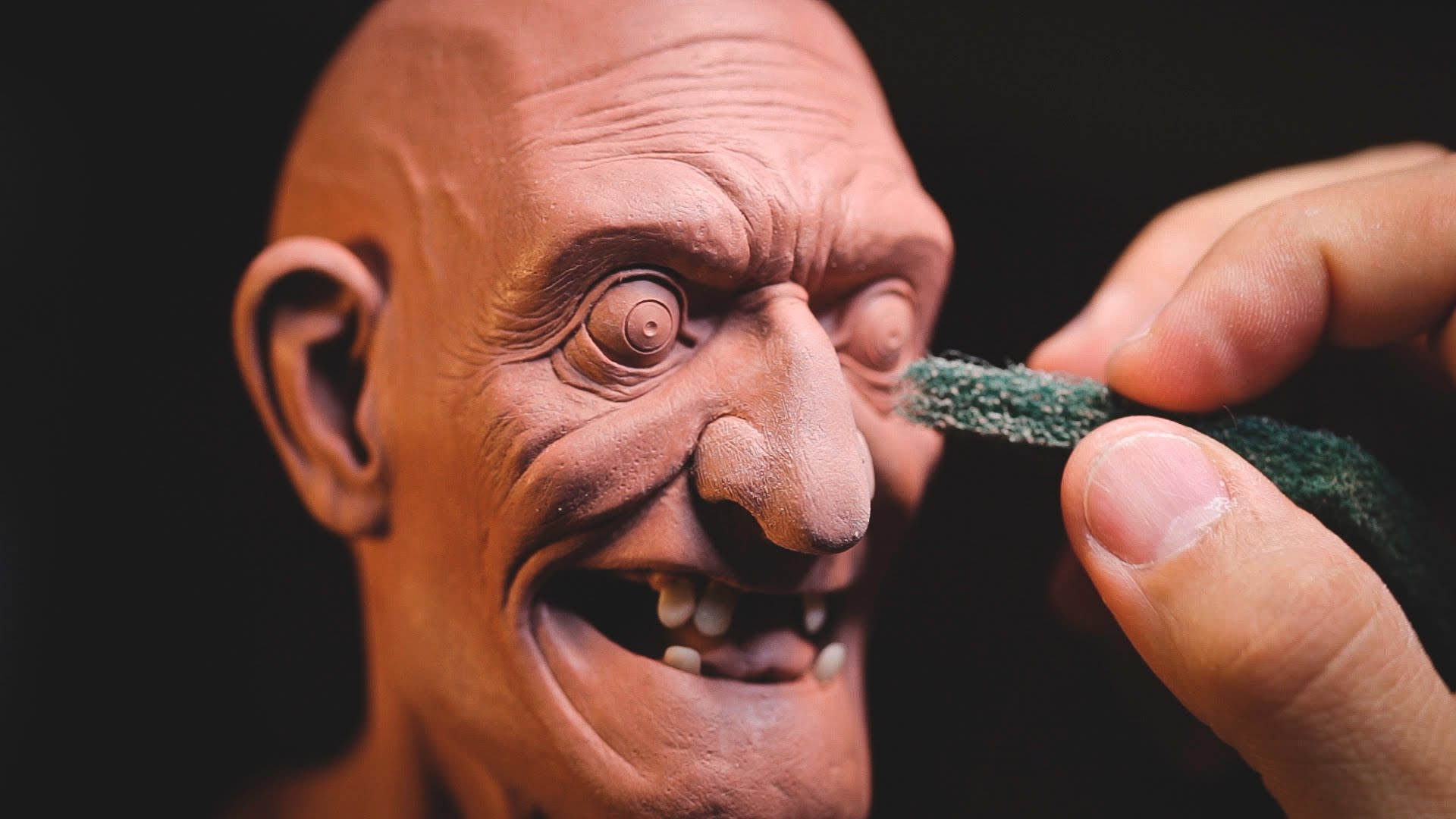 Time Lapse Sculpture Video - Sculpture Geek