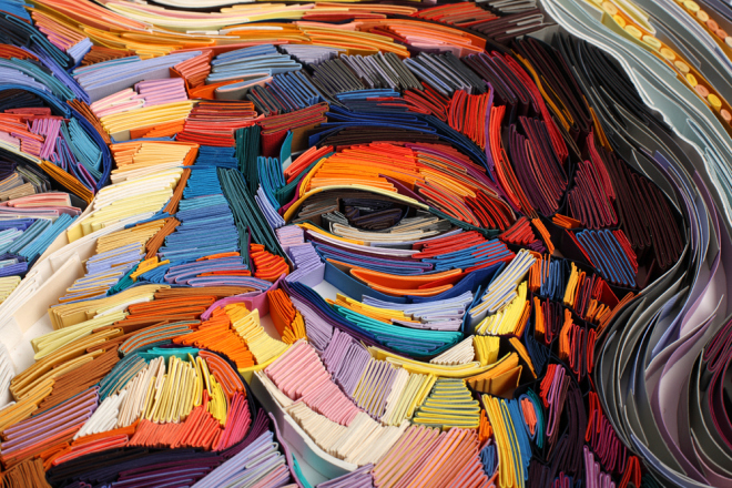 Stunning Paper Quilling Portraits by Yulia Brodskaya