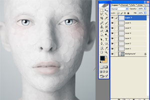 Top 10 Time Saving Enhancements to the Layers Panel in Photoshop CS6