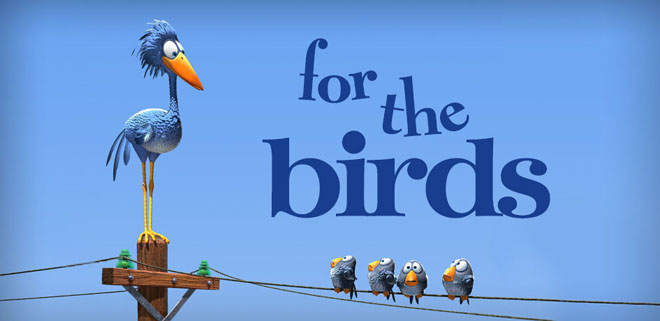 The Birds - Pixar Short Film