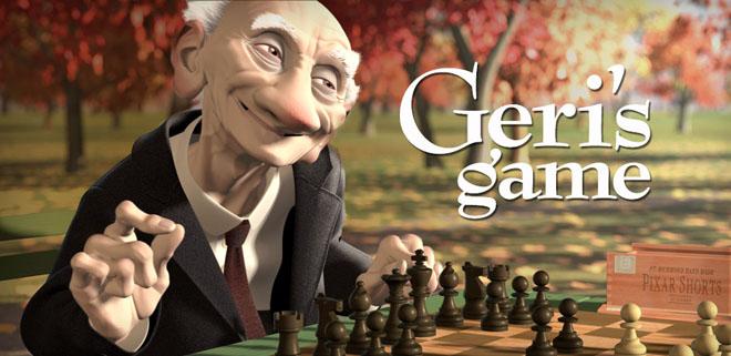Geri's Game - Pixar Short Film