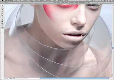High End Hair and Beauty Retouch Tutorial - Photoshop