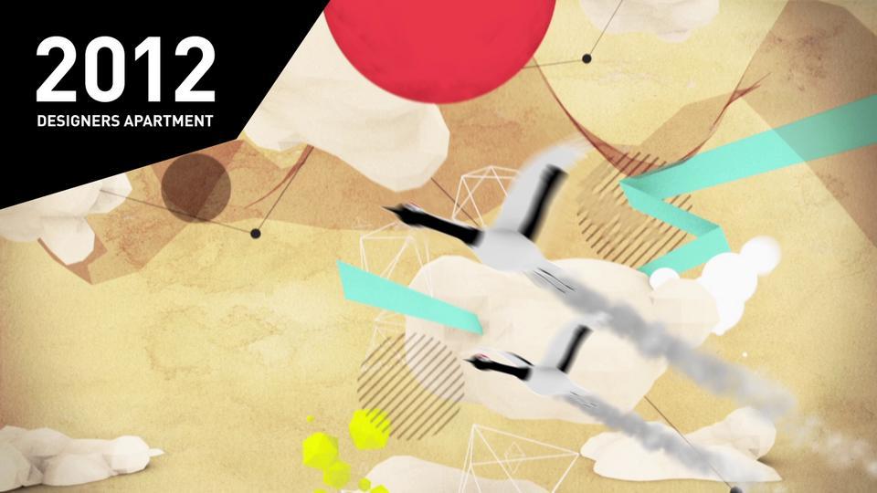Happy 2012 - Inspiring Animation