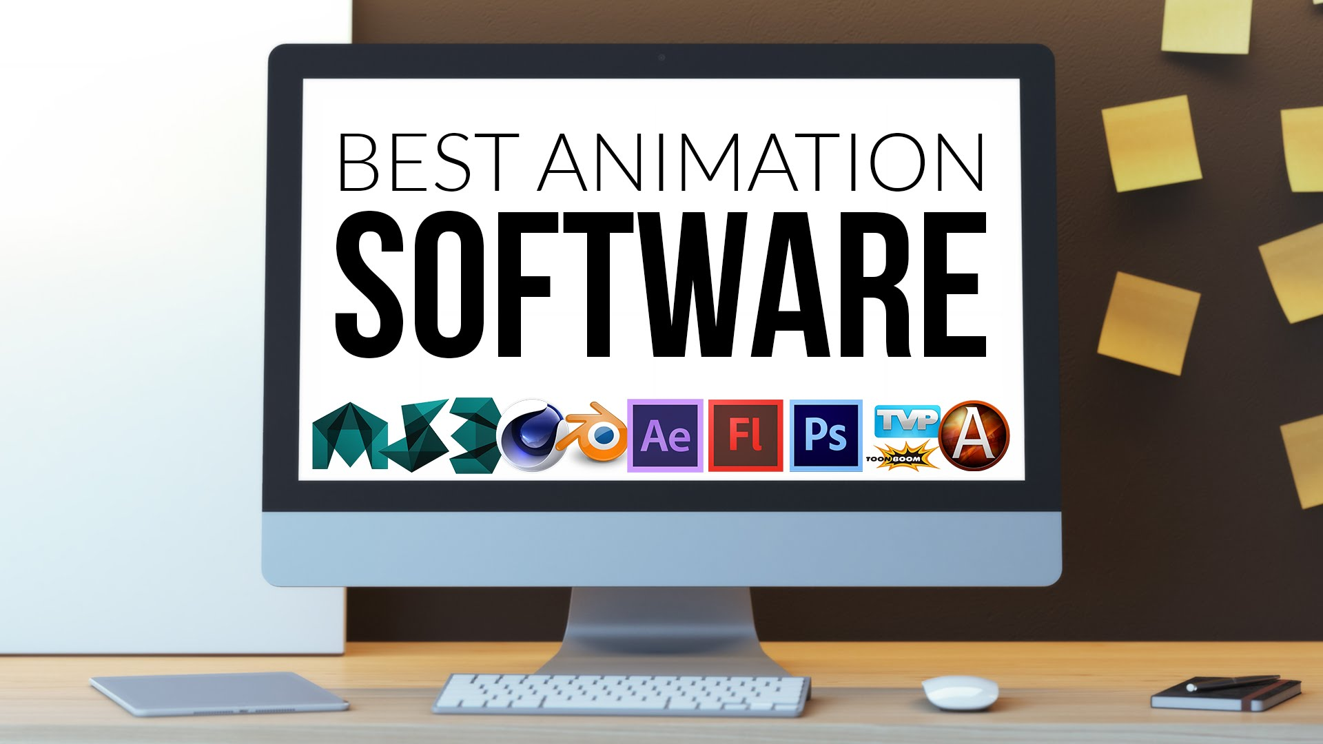 Best Animation Software by Bloop Animation