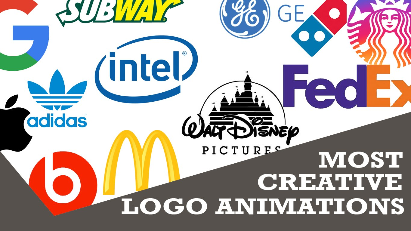 Most Creative Logo Animation by Vinks