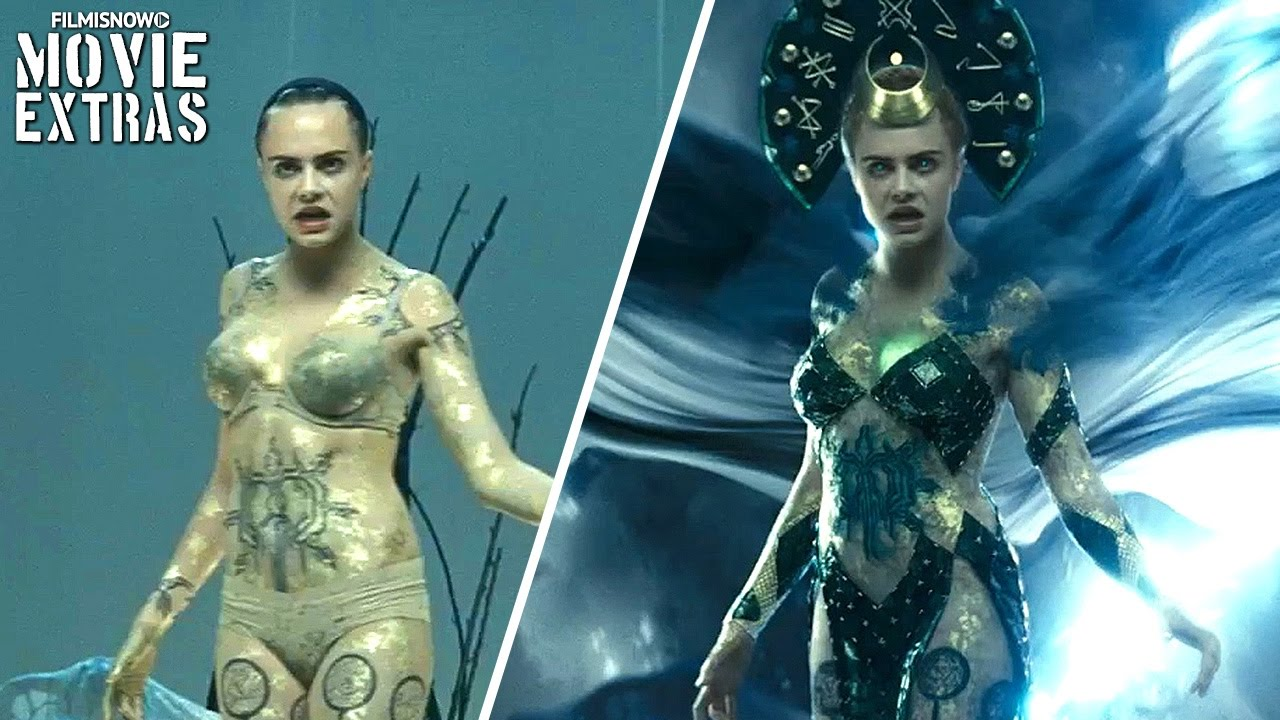 Stunning VFX breakdown - Suicide Squad by Imageworks