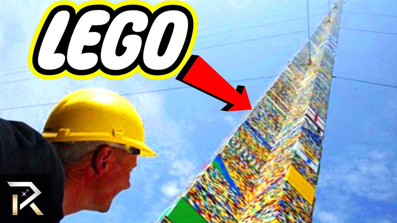 The Most Stunning Lego Sculptures ever made