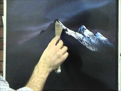 Learn how to do Highlights and Shadows for Mountain