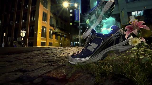 New Balance - Running Green - 3D TV Commercial directed by Doug Purver