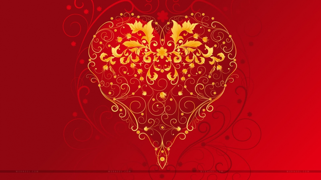 beautiful valentines day wallpaper