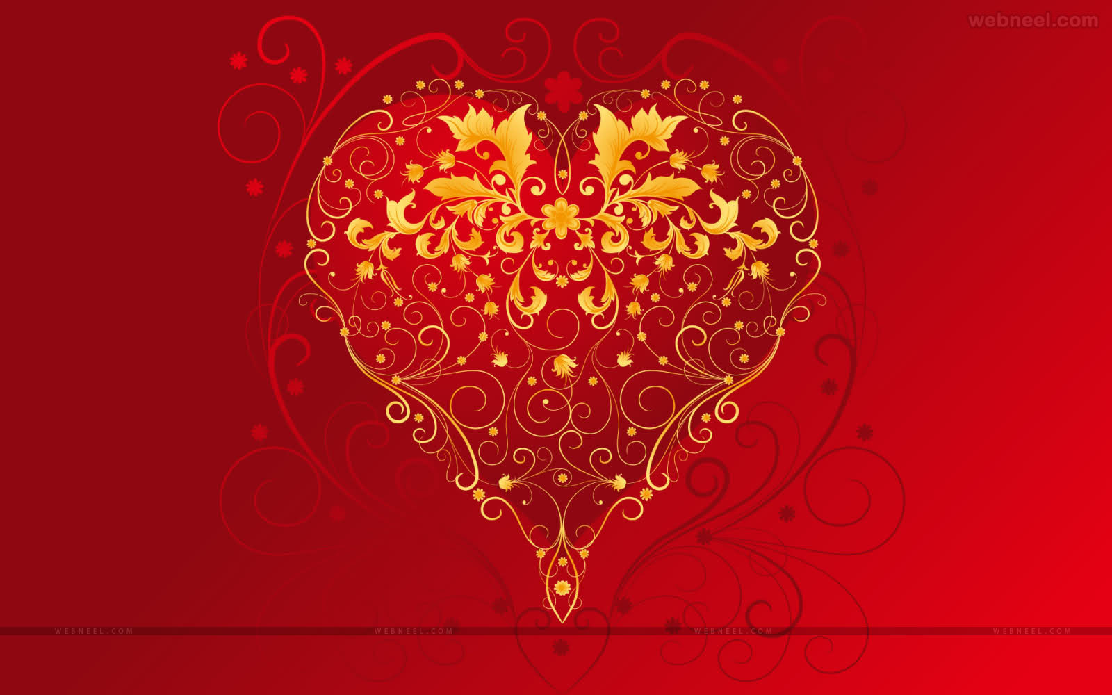 Size: 1024 X 640 Beautiful Valentines Day Wallpaper