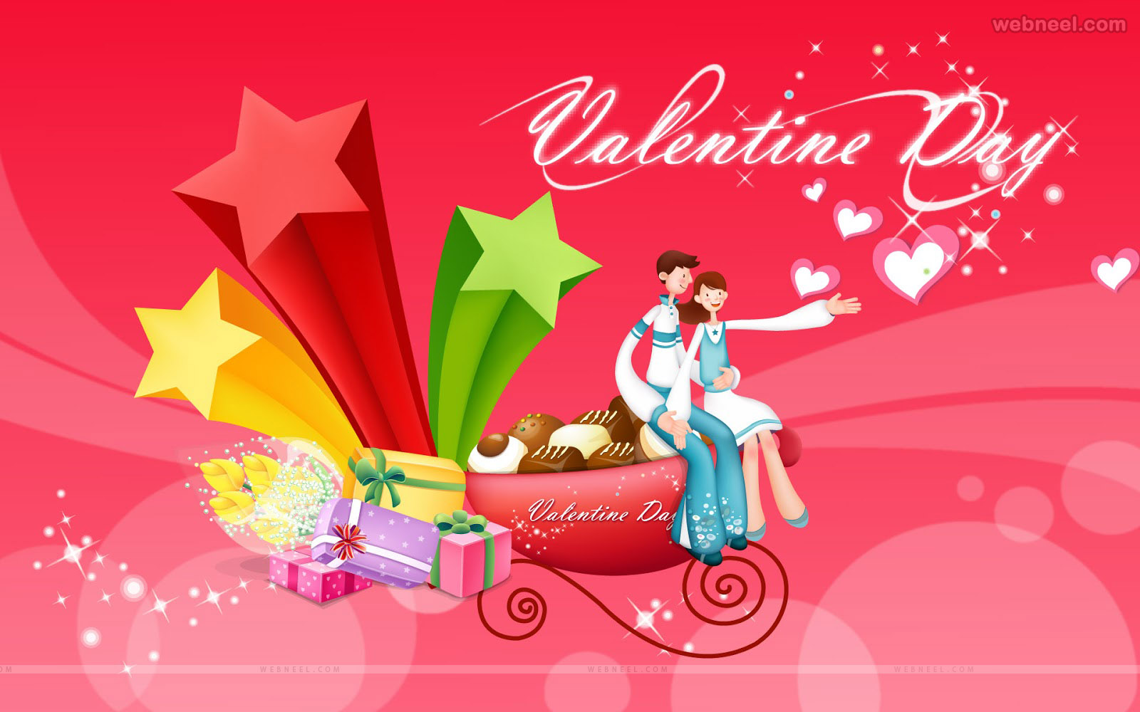 happy valentine day wallpaper 2