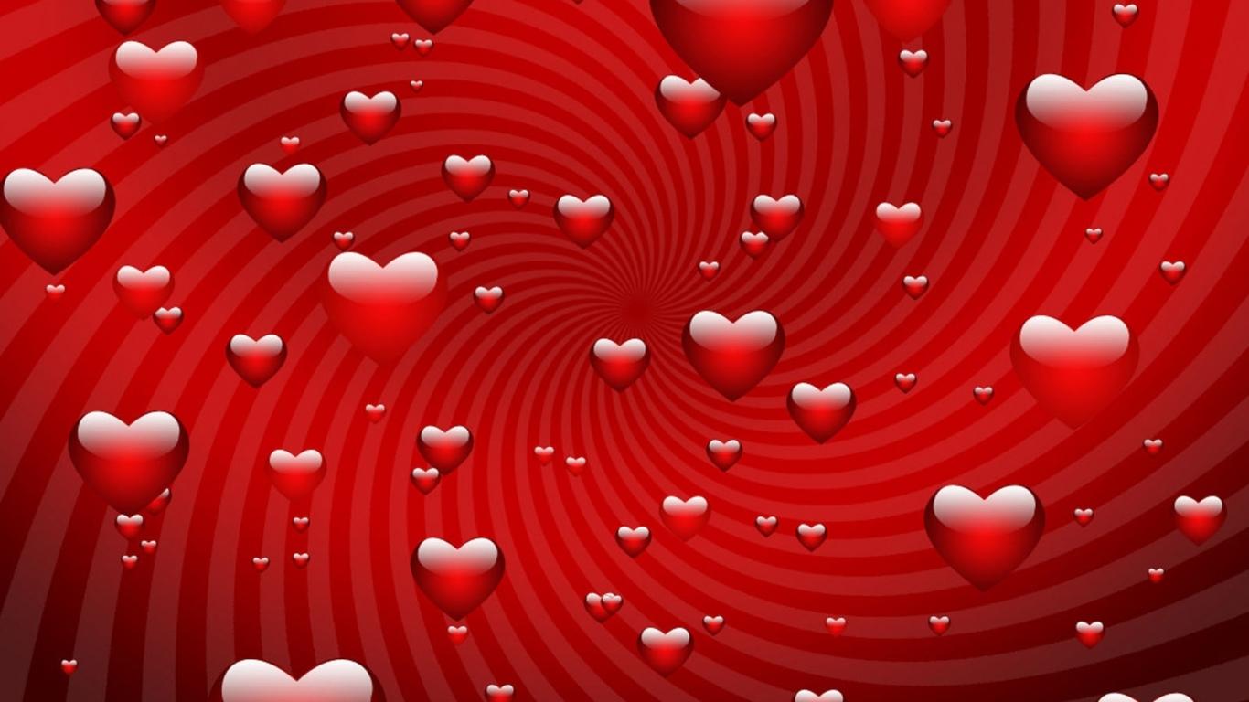 love bubbles valentine wallpaper