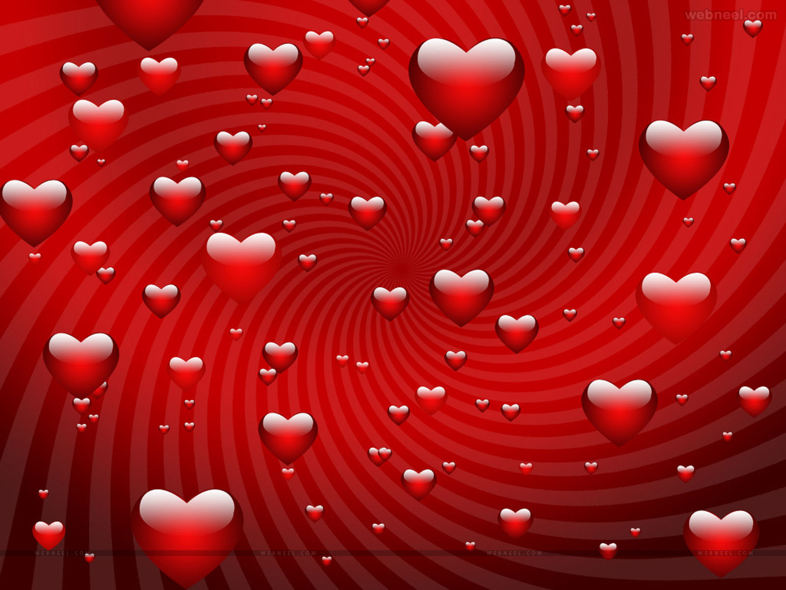 love bubbles valentine wallpaper