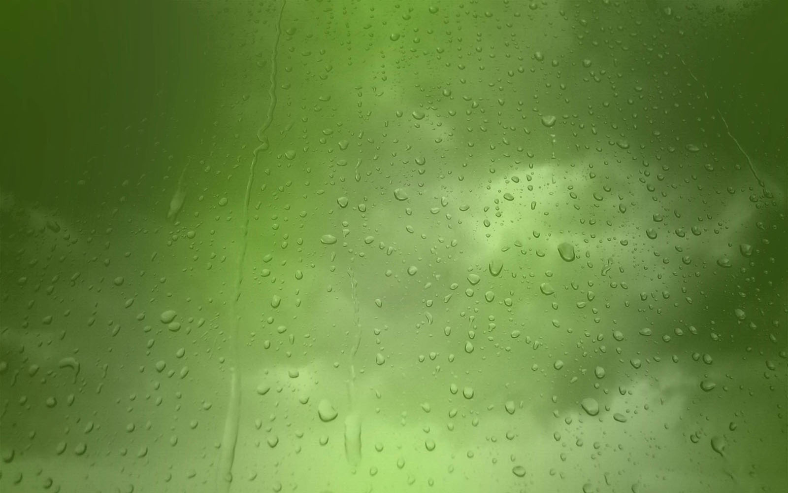 Raindrops On Window Wallpaper Responsive
