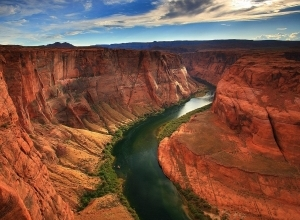 colorado river wallpaper