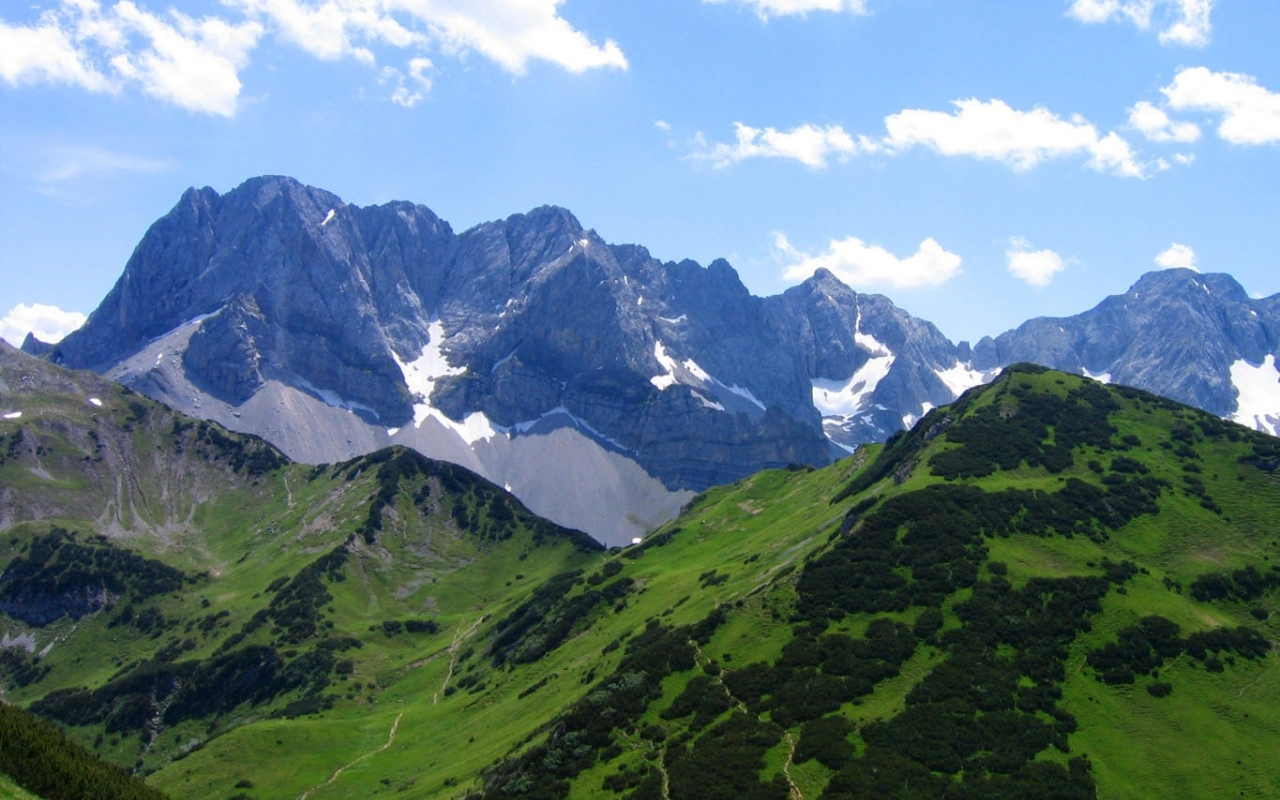 earth mountain wallpaper