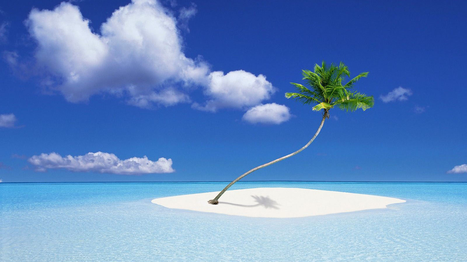 island beach scenery wallpaper