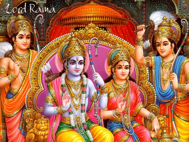 rama navami wallpaper