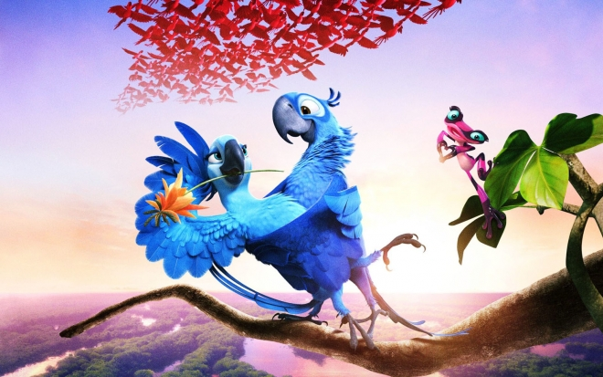 20 Best Animation Movies In 2014