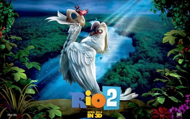 rio 2 wallpaper