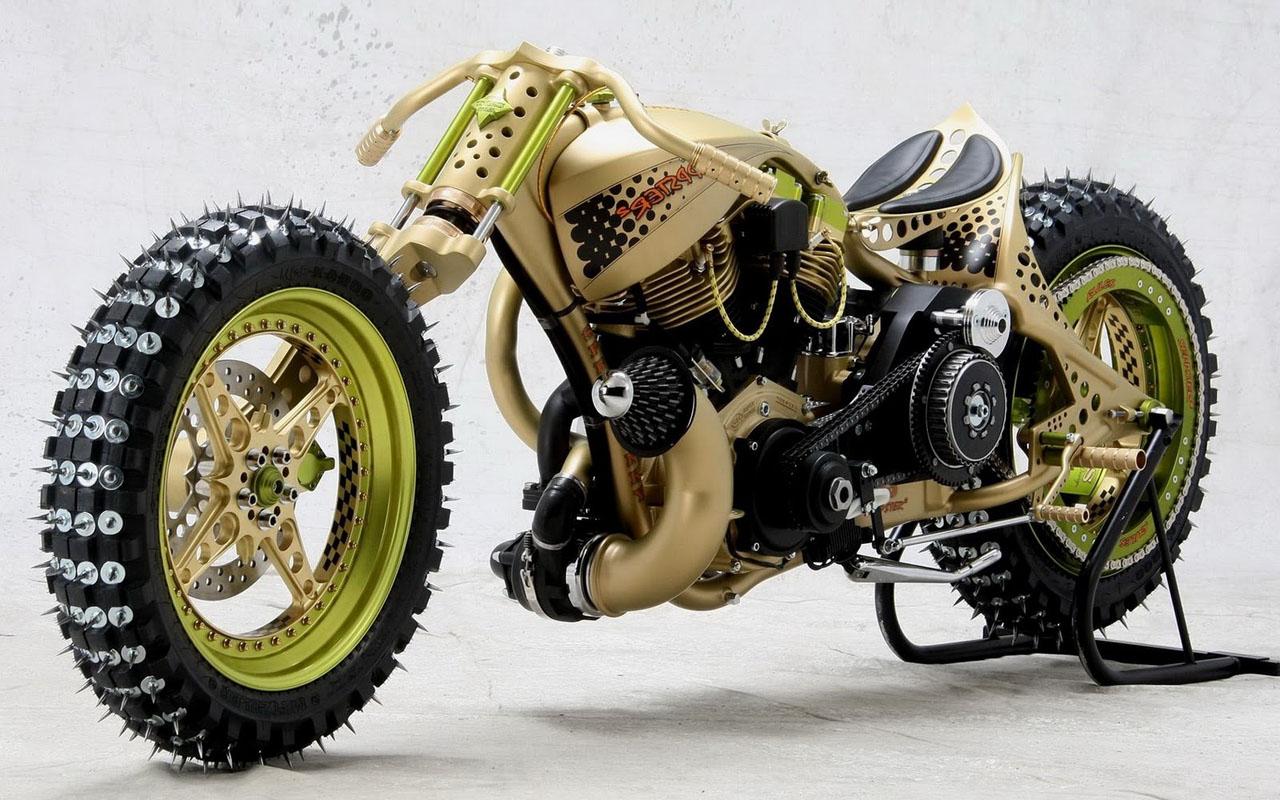 Harley Davidson Bike Wallpaper 1