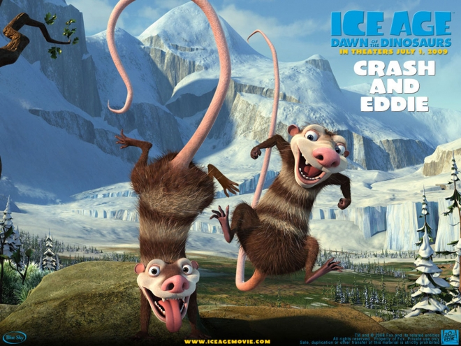 ice age movie wallpaper
