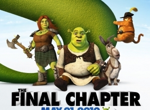 2 shrek movie wallpaper