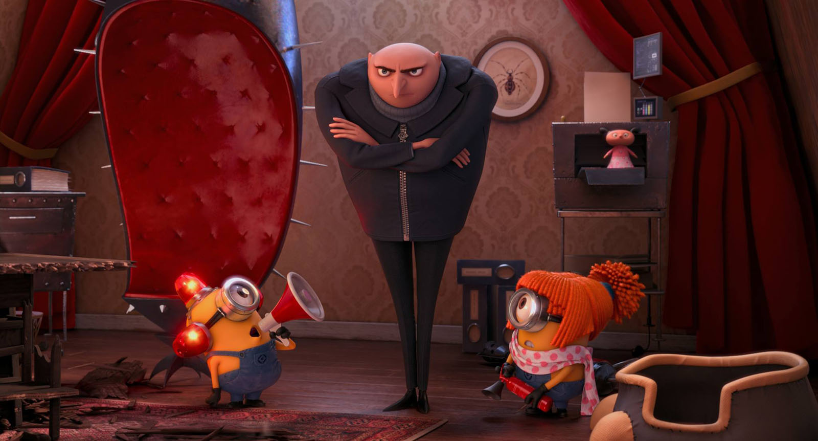 despicable me 2 animation movie