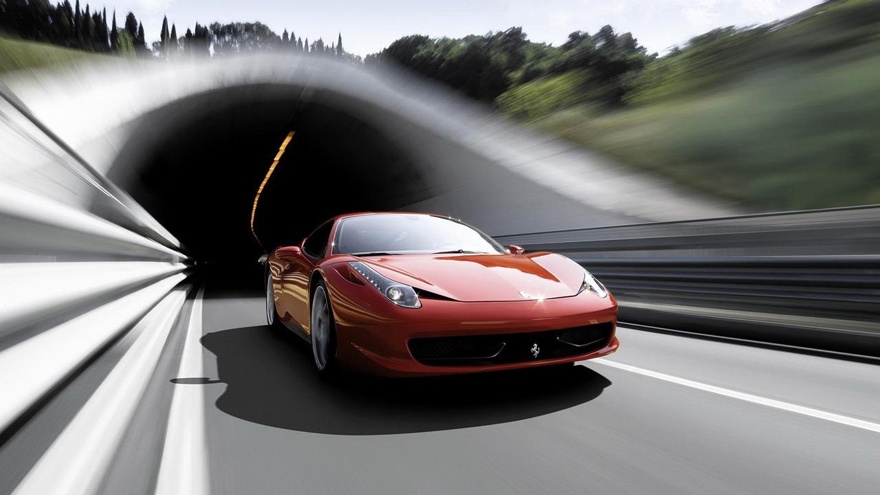 Marvelous Size: 1024 X 576 Ferrari Car Wallpaper
