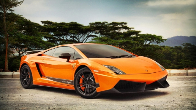 lamborghini gallardo car wallpaper