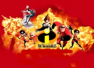 5 the incredibles movie wallpaper