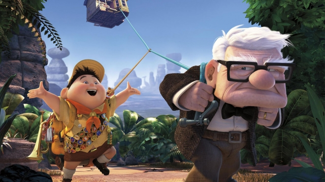 up movie wallpaper