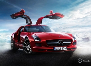 7 mercedes car wallpaper