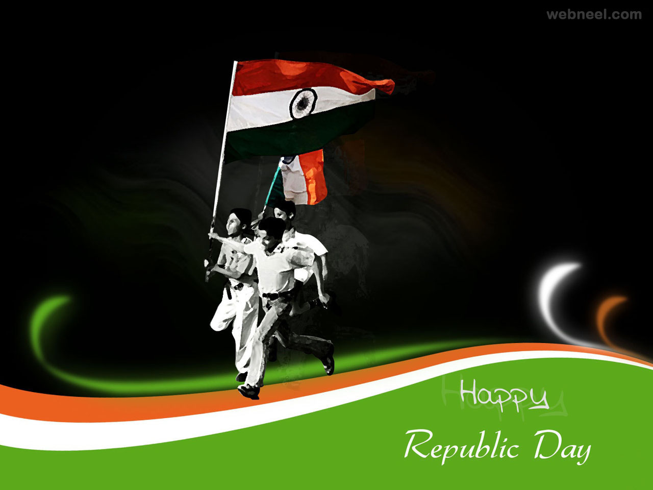 amazing republic day wallpaper