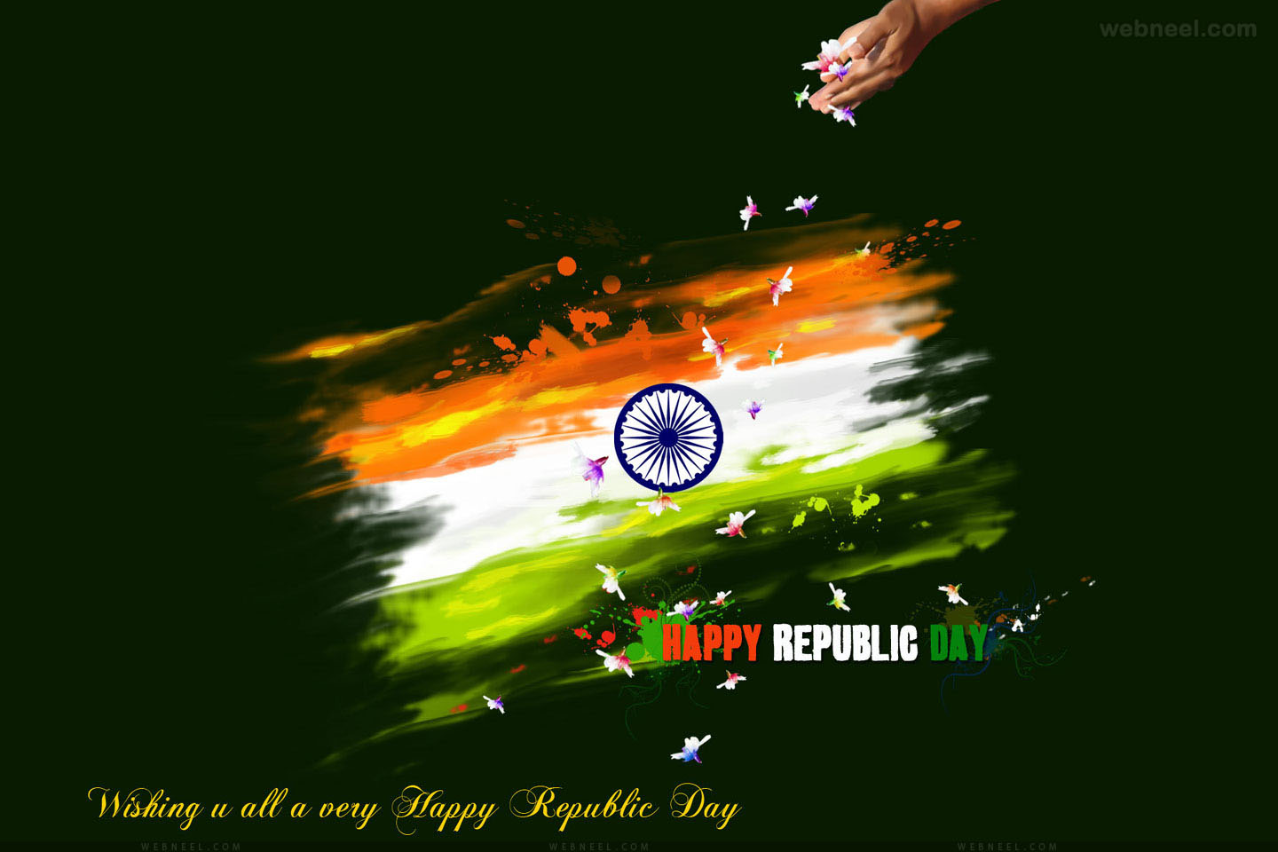 25 beautiful happy republic day wishes and wallpapers m4hsunfo