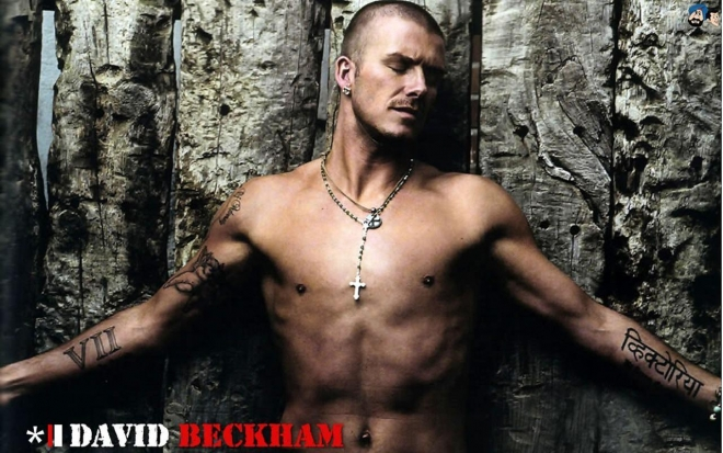 David Blue (actor) Wallpapers david beckham tatoo wallpaper