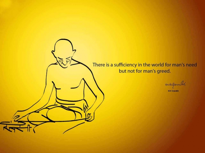 great mahatma wallpaper