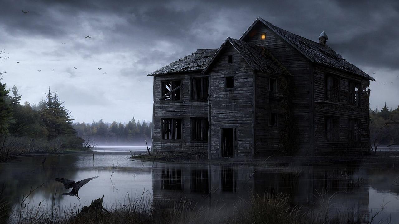 Fantastic Wallpaper Halloween Haunted - halloween-haunted-house-wallpaper  HD_207588.jpg
