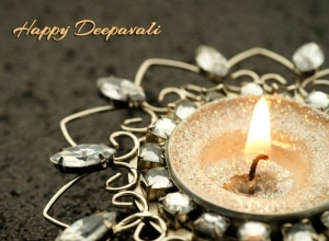 happy diwali amazing lighting wallpaper