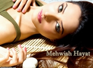 mehwish hayats pakistani actress wallpapers