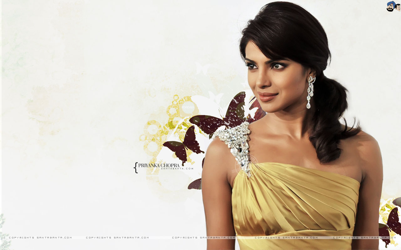 Priyanka Chopra Wallpaper View All