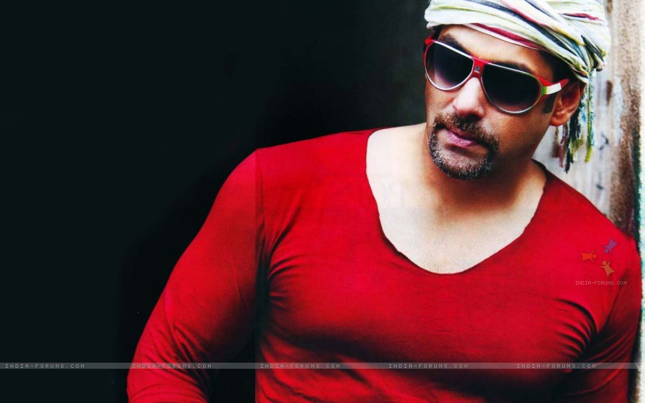Salman Khan Red Wallpaper Mobile Wallpaper