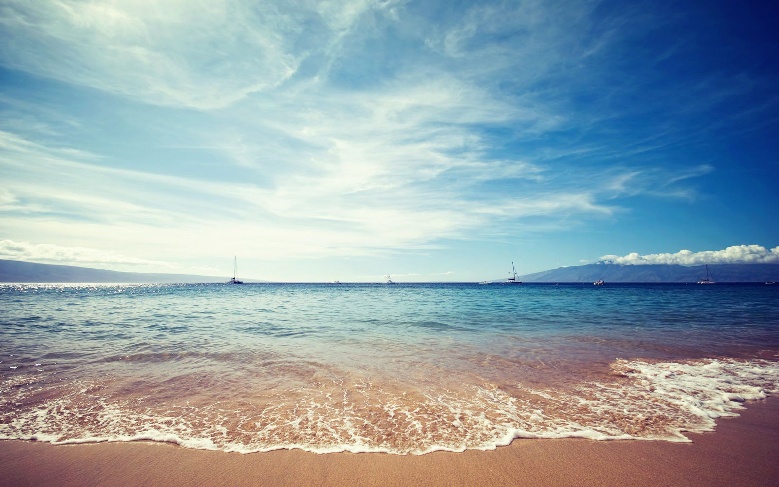 40 beautiful beach wallpapers for your desktop mobile and tablet - hd