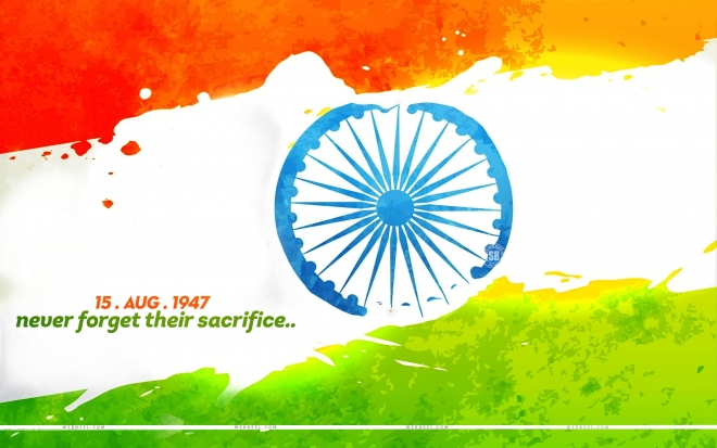 indian independence day photo