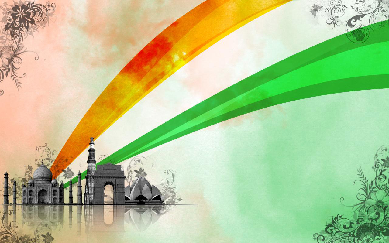 40 beautiful indian independence day wallpapers and for India wallpaper 3d