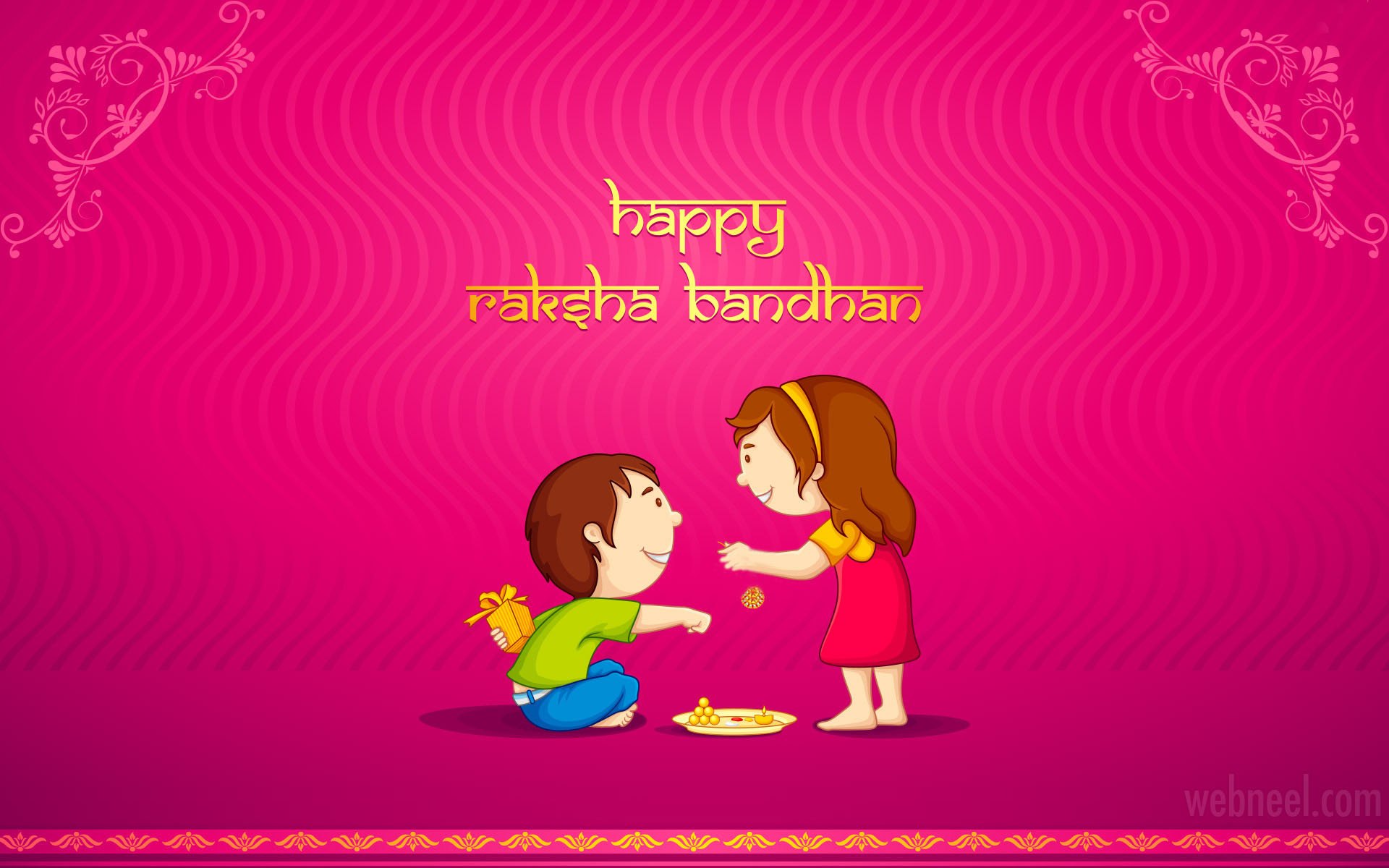 raksha bandhan wallpaper