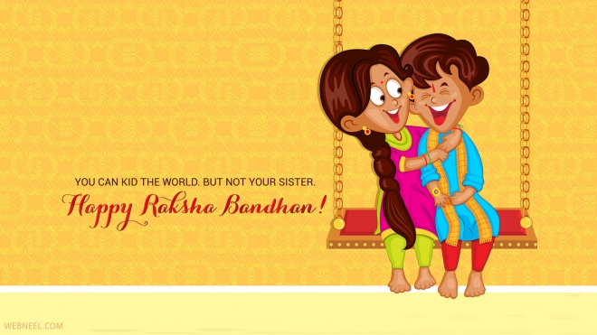 Happy Rakhi Raksha Bandhan Pics for free download